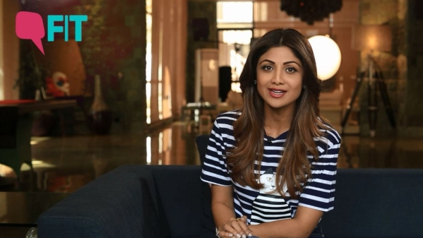 Debunk the most common diet myths with the fitness queen of Bollywood, Shilpa Shetty.