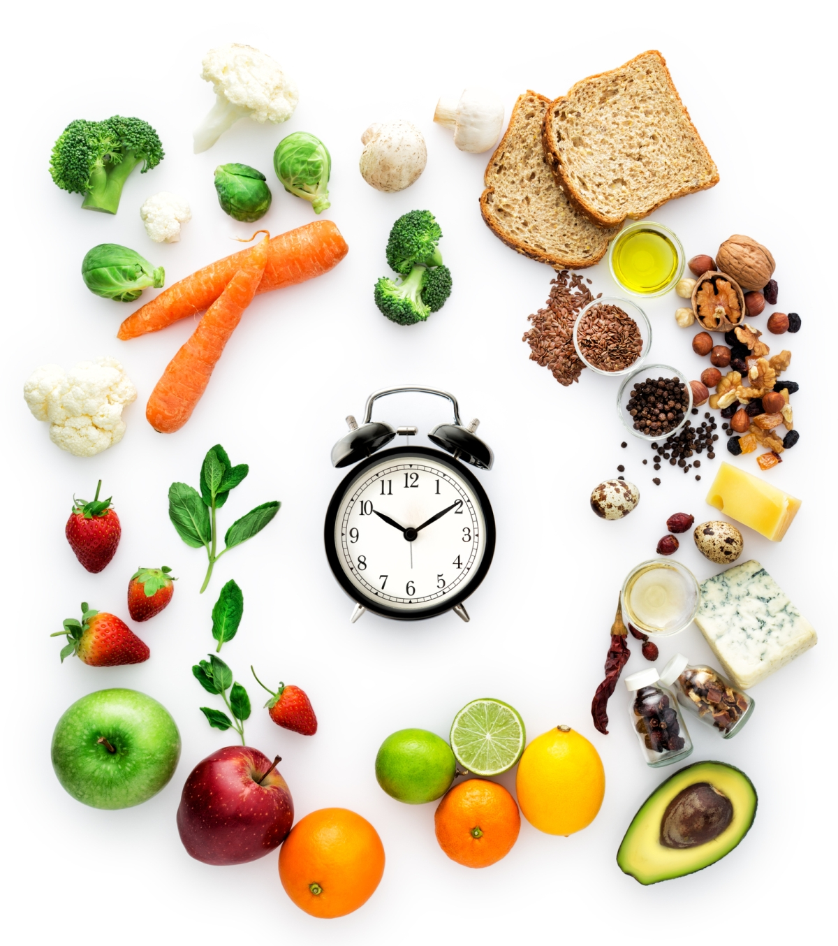 One should balance their diet with plant foods, fish, and whole grains - parts of a healthy diet that have been linked to a lower risk of cancer.