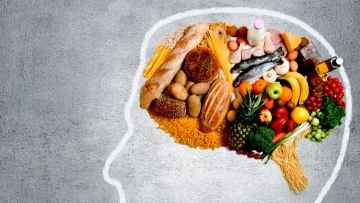 Nutritional psychiatry looks at the interconnection between food and brain function and uses nutrition to enhance the same.