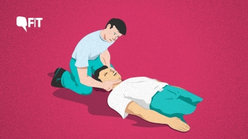 Here are a few common things you should keep in mind if someone collapses in front of you.