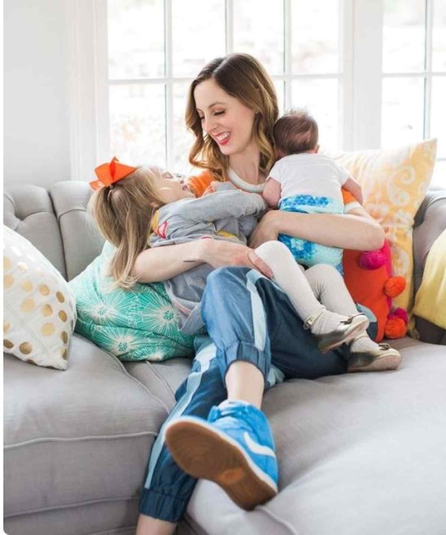 """Eva Amurri Martino, the mother of two, opened up about her difficultly at the end of 2016. She said she believed that she was  dealing with """"some form of PTSD, possibly linked to postpartum depression."""" She also said she was seeking help from a therapist to deal with the trauma."""