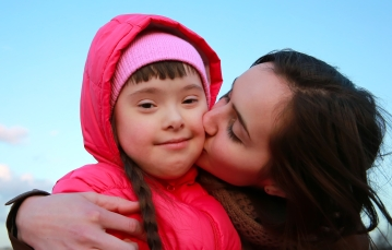 Parenting a child with any sort of disability can be psychologically stressful.