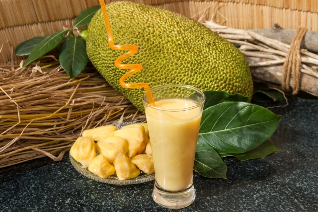 Jackfruit is a natural weight loss aiding food, and it is great for your eyes!