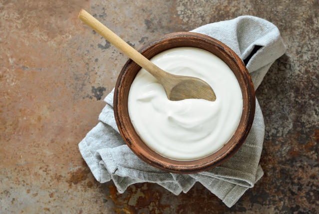 Curd increases the good bacteria in your gut.