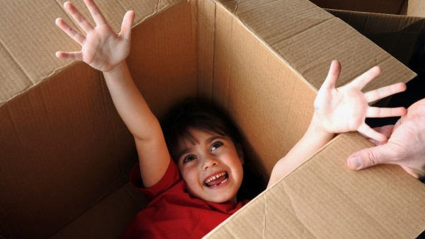 Preparing kids for moving helps both parents and kids to make a fairly smooth transition.