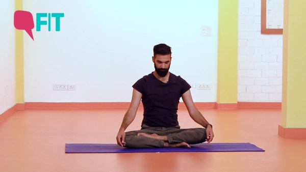 Hormonal balance can go a long way in aiding fertility. Try these simple asanas to target it.