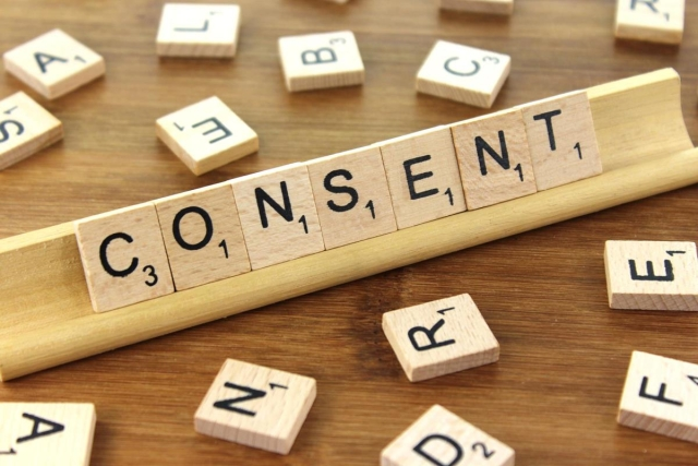 Consent should be voluntary, enthusiastic, sober, verbal, non-coerced, continuous and honest.