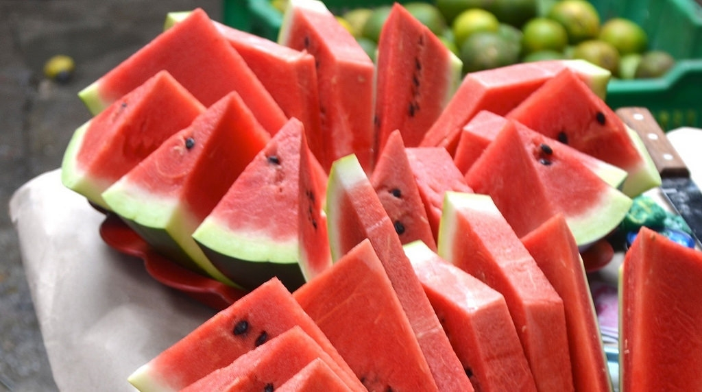 I wonder if it is possible to eat watermelon in diabetes mellitus