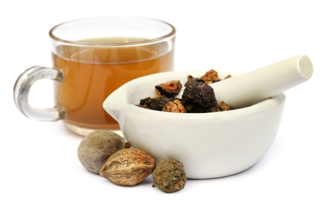 Ayurveda considers triphala as a superfood because of its ability to balance the three doshas.