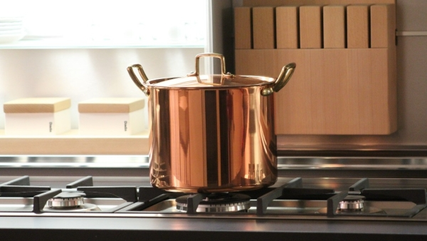 Copper helps to charge the water positively, and when you drink it, your body benefits significantly.