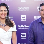 Lara Dutta and Mahesh Bhupathi talk about how they ensure their daughter Saira gets proper nutrition and exercise.