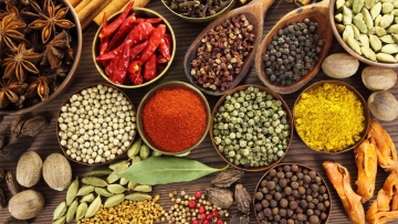 Reach out for chillies and spices to help you get to that weightloss.