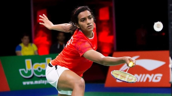 File picture of PV Sindhu.