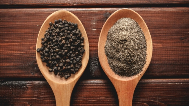 Pepper is one of the best spices for losing weight.