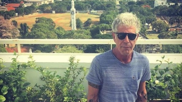 Bourdain was found dead in a hotel room in Strasbourg, France.