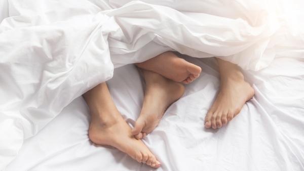 'My wife doesn't want to have sex with me.'