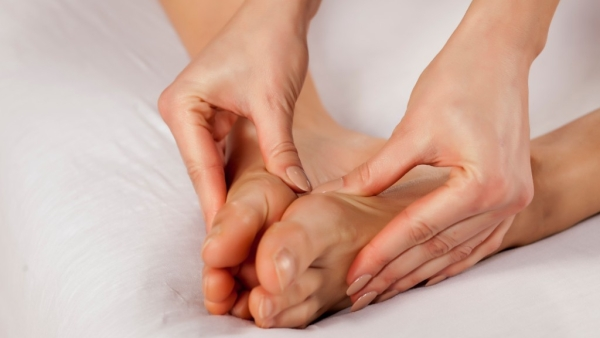 Abhyanga is an Ayurvedic oil massage that you do yourself.