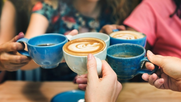 Drinking coffee may stimulate the body's own fat-fighting defences, which could be the key to tackling obesity and diabetes.