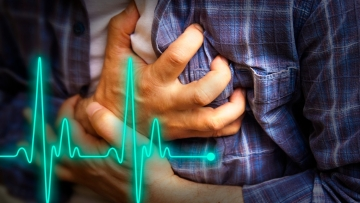 A drug commonly used to treat high blood pressure and chest pain could be associated with an increased risk of sudden cardiac arrest, according to a study.