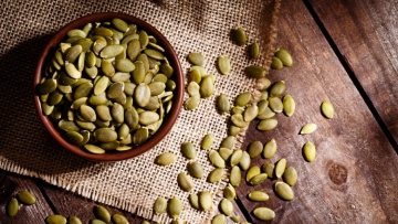 Seeds are the primary building unit of any plant, which makes them intensely rich in nutrients.