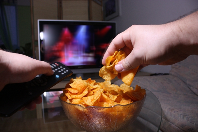 "Chips and other ""finger foods"" are convenient and easily available, but hold little nutritional value."