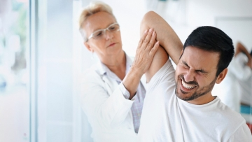 Frozen shoulder and other muscle or joint problems are linked to diabetes.