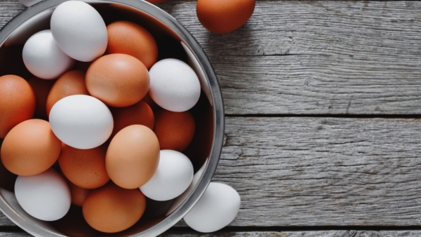 Why are eggs healthy?