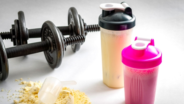 Whey is the buzzword in the fitness industry.