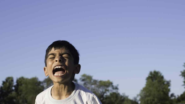 Is your kid prone to frequent angry outbursts?