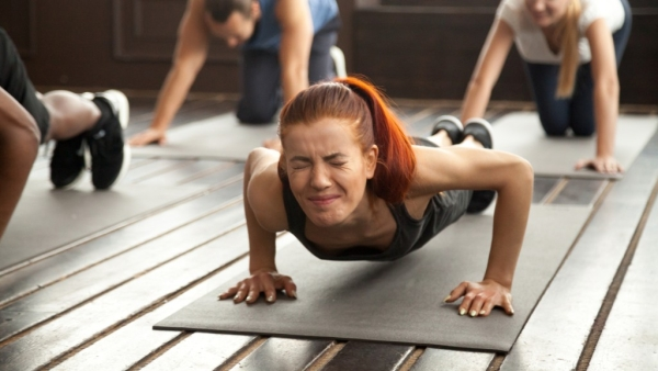 Working out too much and pushing your body beyond its limit can do you more harm than good.