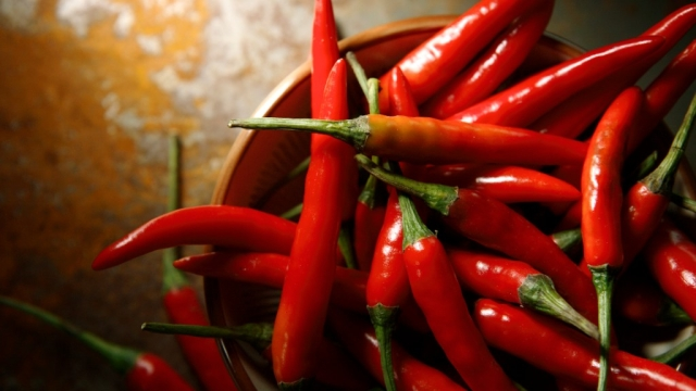 Chilli to spice up your sex life?