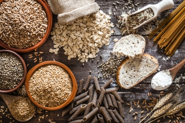 Eating up to 30 grams of naturally-occurring dietary fibre daily may prevent the risks of developing non-communicable diseases.