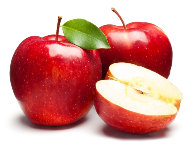 An apple a is great for penile health.