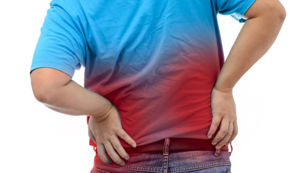 Children and teenagers; can end up with chronic back pain for any number of reasons.