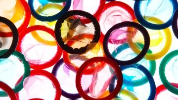 Self-lubricating condoms anyone?