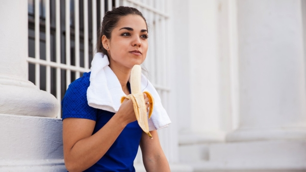 Here's a list of foods to eat after a run.