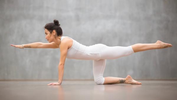 Helps strengthen abdominal muscles