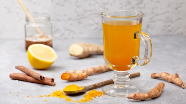 Could the answer lie in a cup of ginger, turmeric tea?