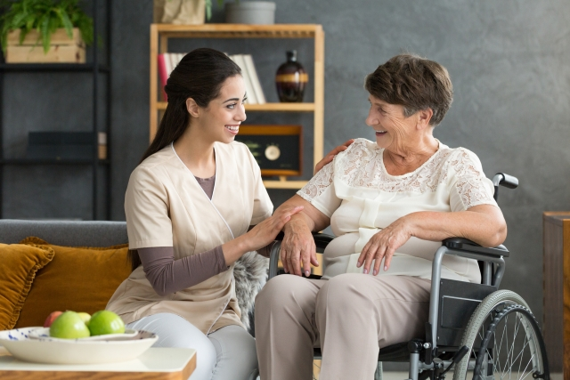 As the carer is involved in an almost continuous cycle of activities for the patient, it begins to affect them as well.