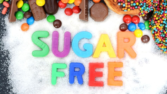 Is sugar-free a reliant sugar substitute?