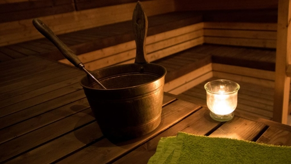 Taking a sauna session causes the same effects on our body as a workout, a study has found.
