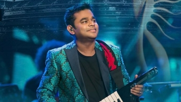 AR Rahman has spoken out about being depressed when he was young.