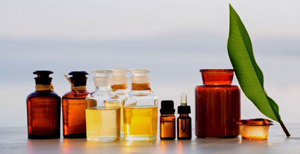 Face oils often contain plant extracts and some also have essential oils.