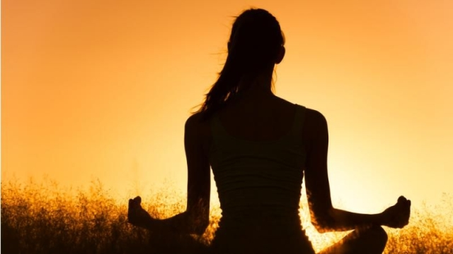 Meditation can provide relief from dress, says a study.