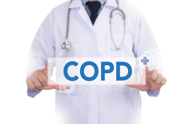 'Pulmonary rehabilitation' is an important part of COPD treatment.