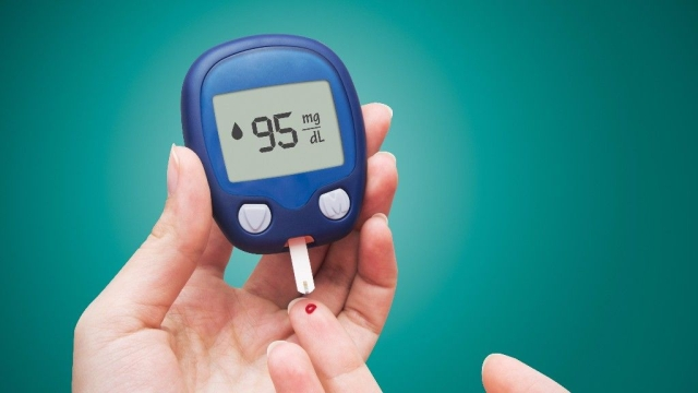 Keep a check on your blood sugar levels.