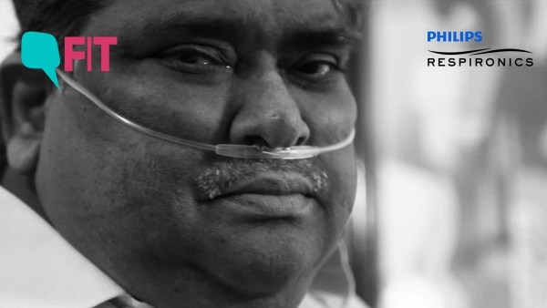 Watch the video to know how 65 year's old Ajay Agarwal, living with COPD for over twenty years, is coping with it.