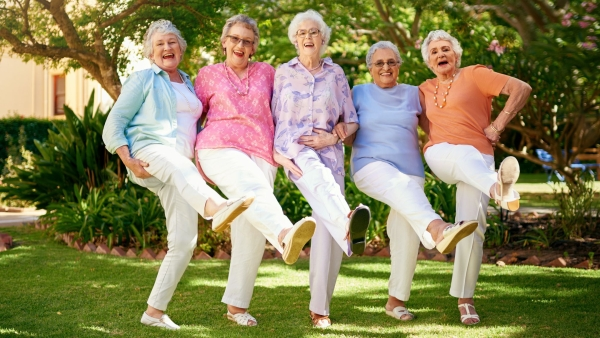 While dancing is touted as a whole-body workout for the youth, it can also reduce the risk of disability in older women, according to a new study.