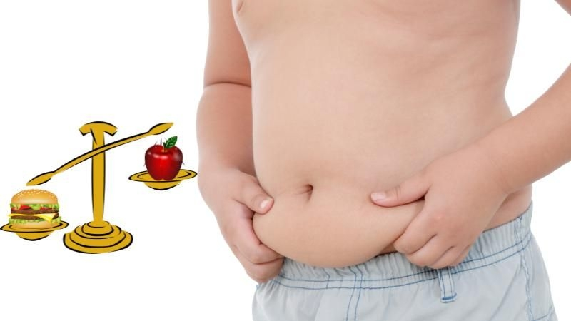 Similar Risk of Heart Diseases in Overweight & Obese Kids: Study