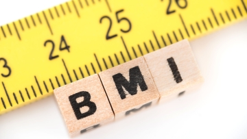 Accelerating BMI in childhood can mean high prevalence of obesity in adulthood, a study has found.
